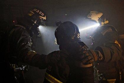 Девять человек погибли в пожаре в подмосковном хосписе
