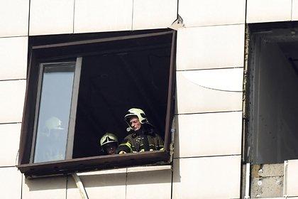 Число погибших в сгоревшем российском хосписе выросло