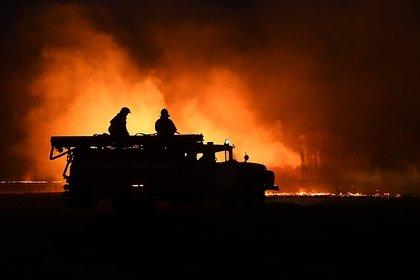 Два человека погибли в результате пожара в российском хосписе