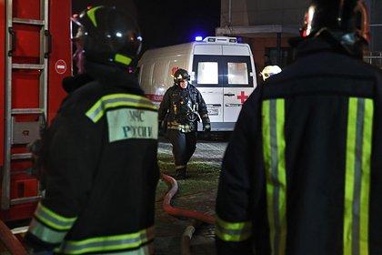 Поставщик загоревшихся в петербургской больнице аппаратов ИВЛ оценил их качество