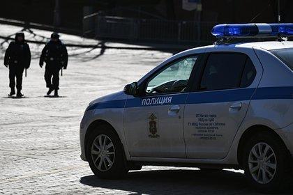 Появилось видео с места захвата заложников в московском банке