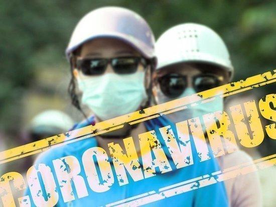 В России зафиксировано 9 035 случаев коронавируса за сутки