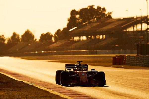 Власти Австрии разрешили провести Гран-при 5 и 12 июня