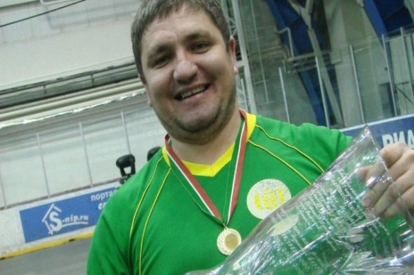 В Татарстане умер чемпион мира по борьбе корэш Ильяс Галимов