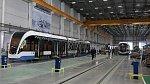 Первый в России полностью алюминиевый трамвай соберут в Петербурге