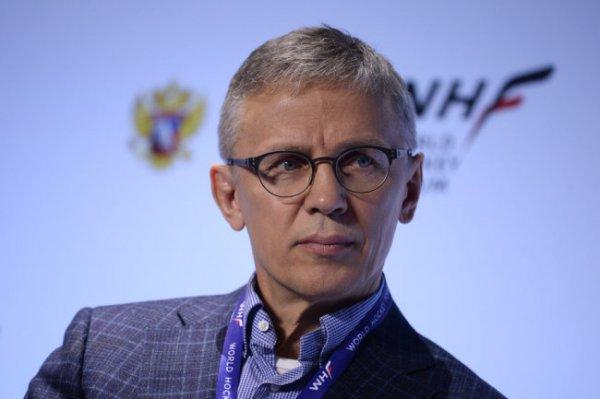 Ларионов стал главным тренером молодежной сборной России по хоккею
