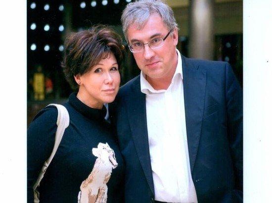 Андрей Норкин опубликовал фото с похорон жены Юлии