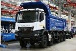 Компания КамАЗ представила новое семейство грузовиков «Самсон»