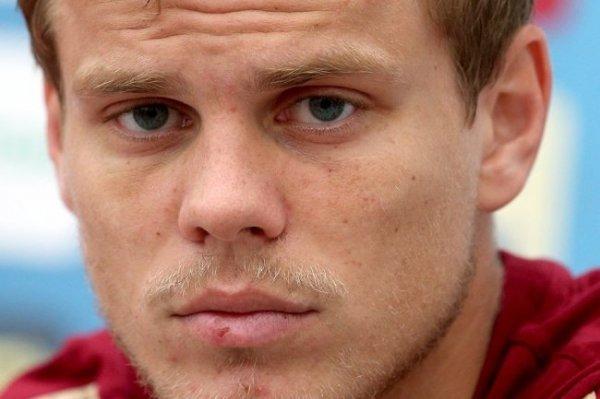 Александр Кокорин признался, что тюрьма его ничему не научила