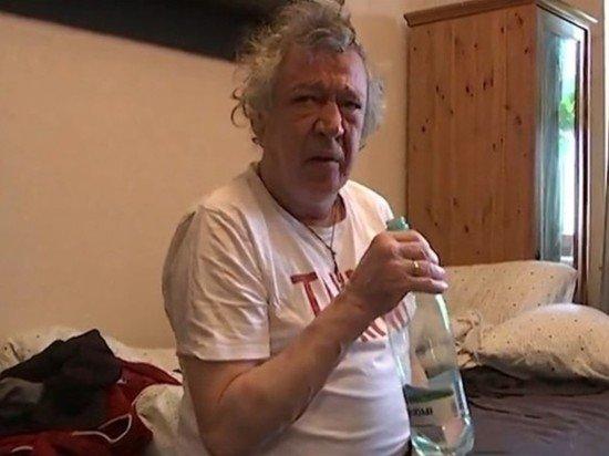 112: перед записью извинений Ефремов вызвал частного нарколога