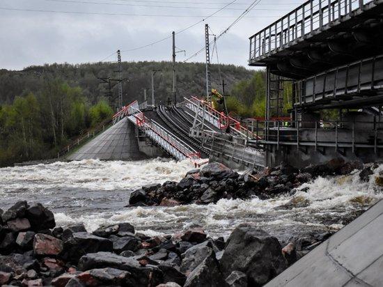 Обрушение моста под Мурманском едва не обернулось крупной радиационной катастрофой