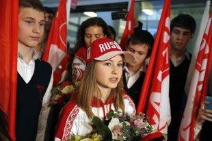 Олимпийская чемпионка Юлия Липницкая ждет ребенка