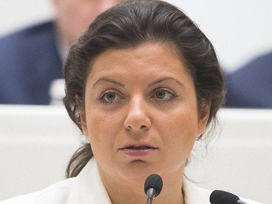Симоньян ответила на вопрос об изменах