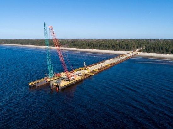 Россия нашла нетипичный способ достроить «Северный поток - 2»