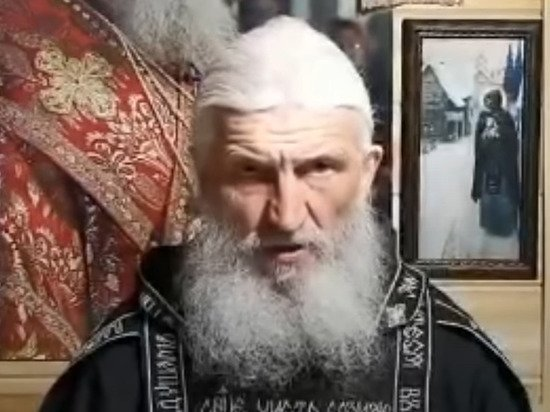 Схиигумен Сергий рассказал, как стал священником, отсидев за убийство