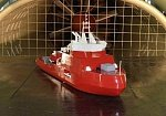 Крыловский центр разработал первый российский ледокол на СПГ