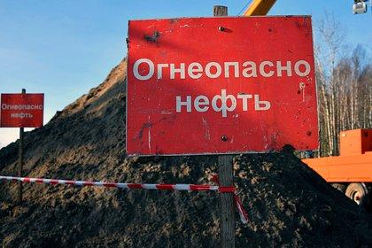 Военный вертолет экстренно сел на трассу в Подмосковье