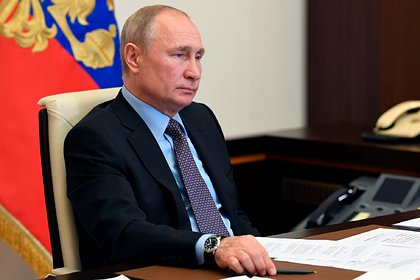Путину доложили о локализации ЧП в Норильске