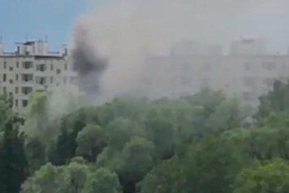 Стало известно об одном погибшем при пожаре в жилом доме в Москве