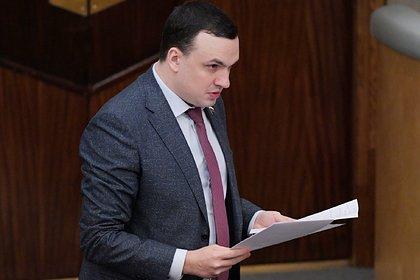 Депутат Госдумы заразился коронавирусом