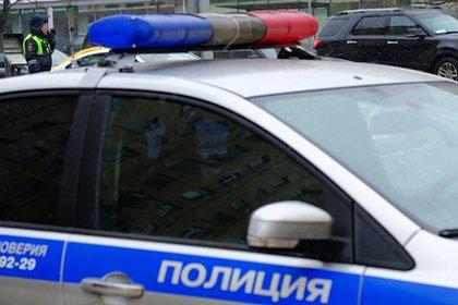 В Москве мужчина открыл стрельбу из окна дома