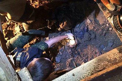 Дочь замуровавшей ребенка в бетон россиянки прокомментировала трагедию