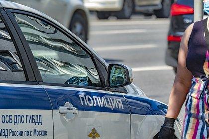 В Москве началась перестрелка