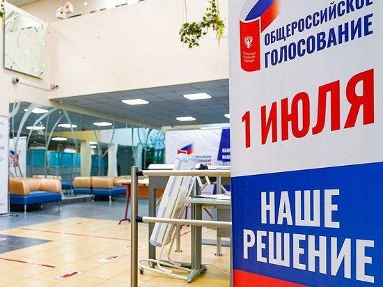 Против поправок в Конституцию проголосовали только в Ненецком АО