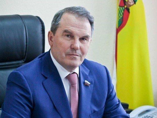 Сенатор от Рязани Игорь Морозов заразился коронавирусом