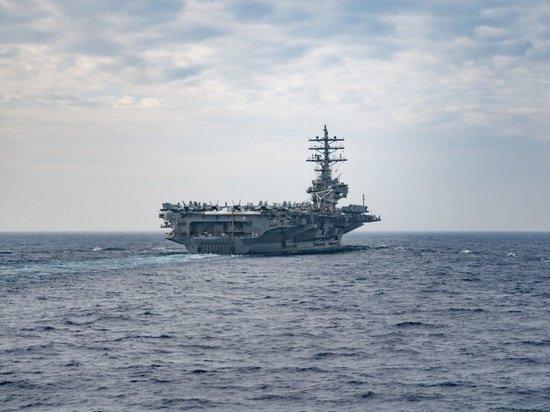 Американским авианосцам в Южно-Китайском море намекнули на ракеты-убийцы