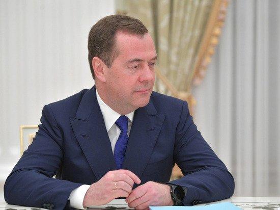 Матвиенко рассказала, как Медведеву стать пожизненным сенатором
