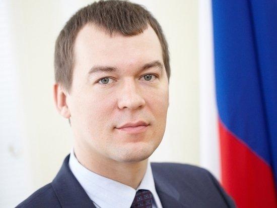 Дегтярев пообещал дать свой номер хабаровским инвесторам