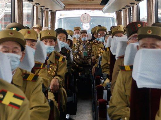 Коронавирус добрался до КНДР: Ким Чен Ын провел экстренное заседание