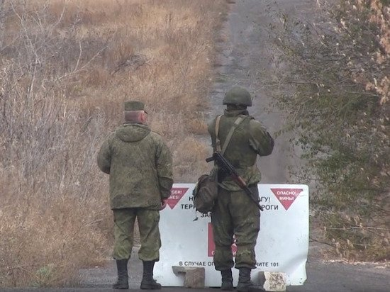 Власти ЛНР опубликовали приказ о полном перемирии