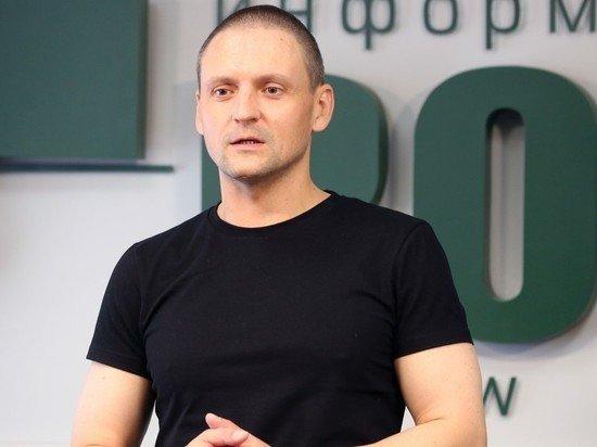 Сергей Удальцов задержан в Москве