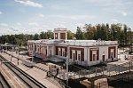 Новый вокзал открылся на станции Сосногорск
