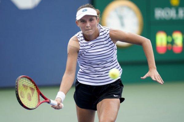 Грачева обыграла Младенович и вышла в 3-й круг US Open