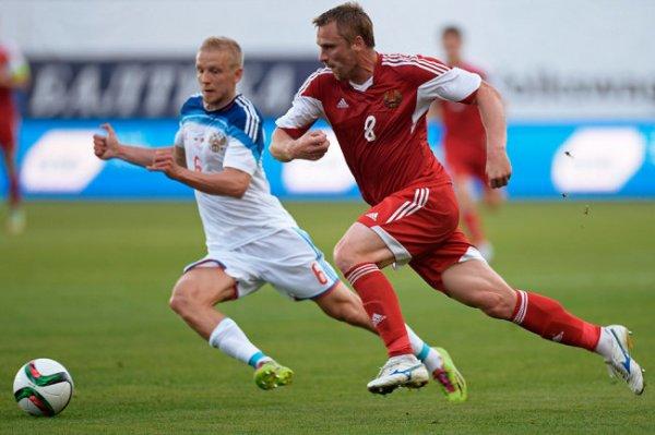 Сборные Беларуси и России проведут матчи в Лиге наций