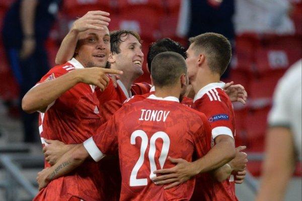 Сборная России обыграла на выезде Венгрию
