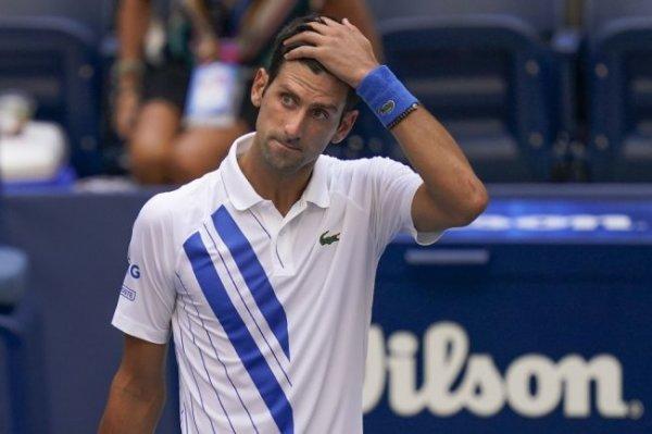 Новак Джокович извинился за инцидент на US Open