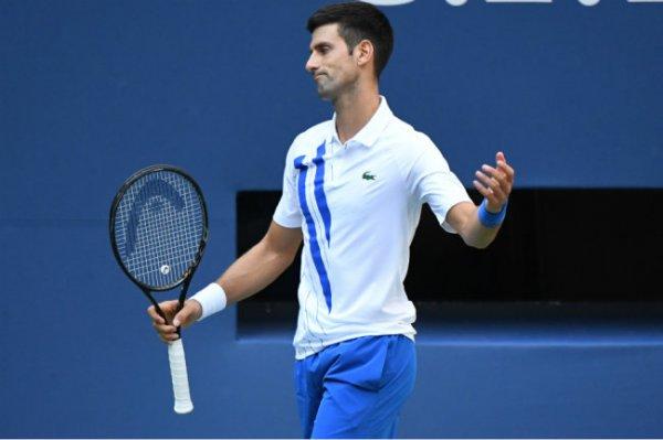 Организаторы US Open выступили с заявлением по ситуации с Джоковичем