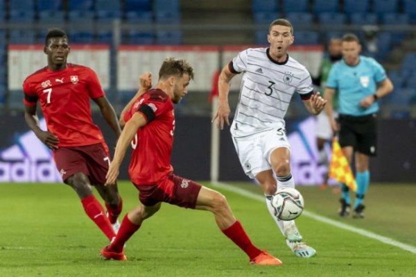 Германия не смогла выиграть во втором матче подряд Лиги наций