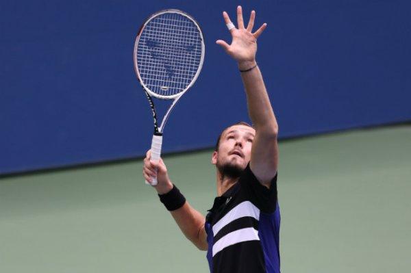 Медведев обыграл Рублева и вышел в полуфинал US Open