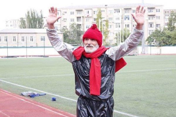 Пенсионер из Дагестана за пять часов похудел на 9,3 килограмма