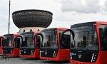 Городской автопарк Казани пополнился новыми автобусами в рамках дорожного нацпроекта