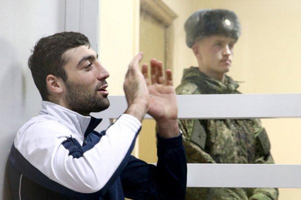 Избивший росгвардейца боксер Кушиташвили получил условный срок