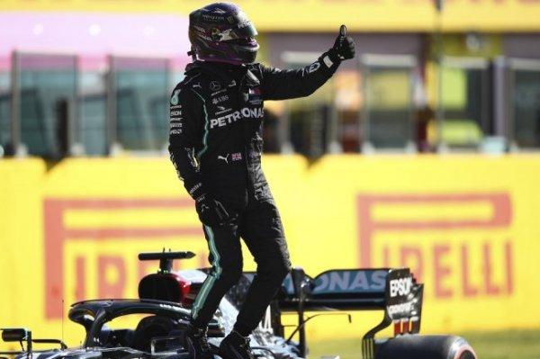 Хэмилтон выиграл квалификацию Гран-при Тосканы