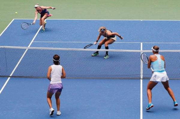 Звонарева завоевала четвертый парный титул на турнирах