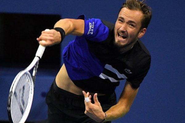 Даниил Медведев сыграет на Итоговом турнире ATP
