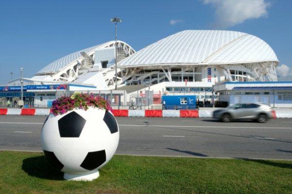 В Сочи открыли экскурсионный маршрут по стадиону